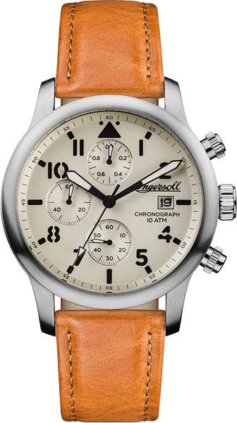 Мужские часы Ingersoll I01501 ingersoll часы ingersoll in2811bkyl коллекция automatic gent