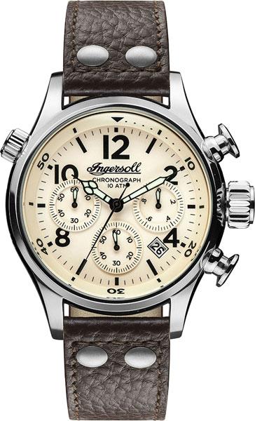 Мужские часы Ingersoll I02002 ingersoll часы ingersoll in2811bkyl коллекция automatic gent