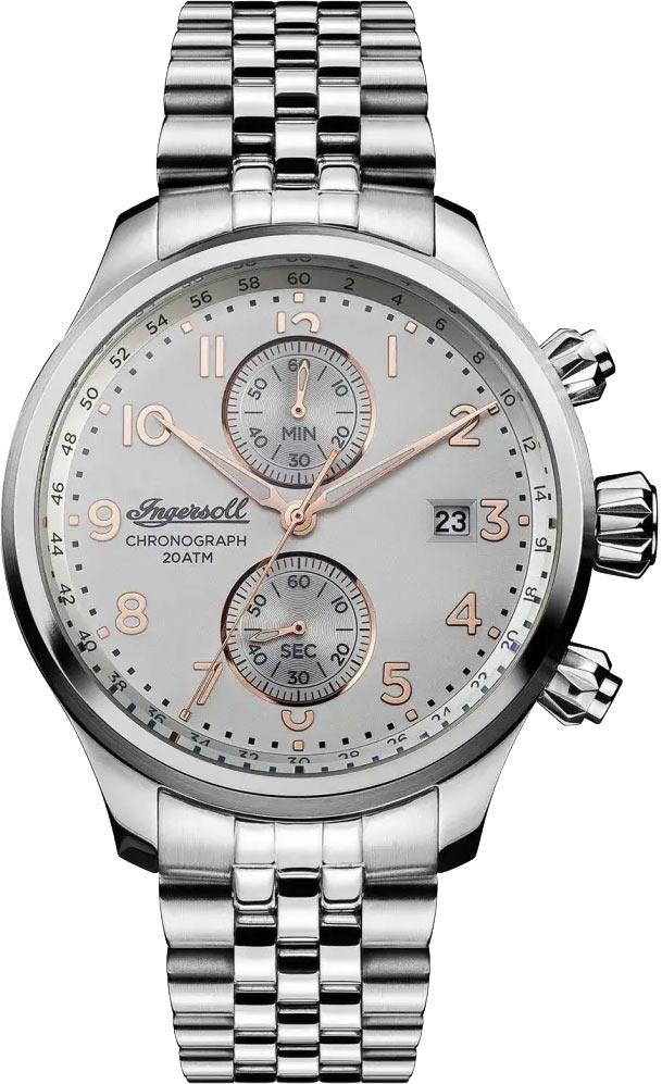 Мужские часы Ingersoll I02501 ingersoll in2809wh