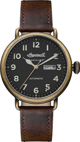 Мужские часы Ingersoll I03403 ingersoll i01002