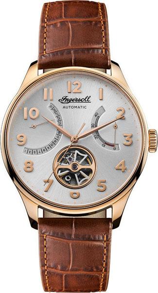 Мужские часы Ingersoll I04603 ingersoll часы ingersoll in2811bkyl коллекция automatic gent