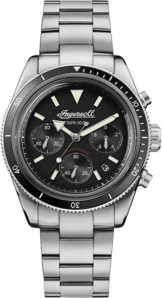 где купить Мужские часы Ingersoll I06201 дешево