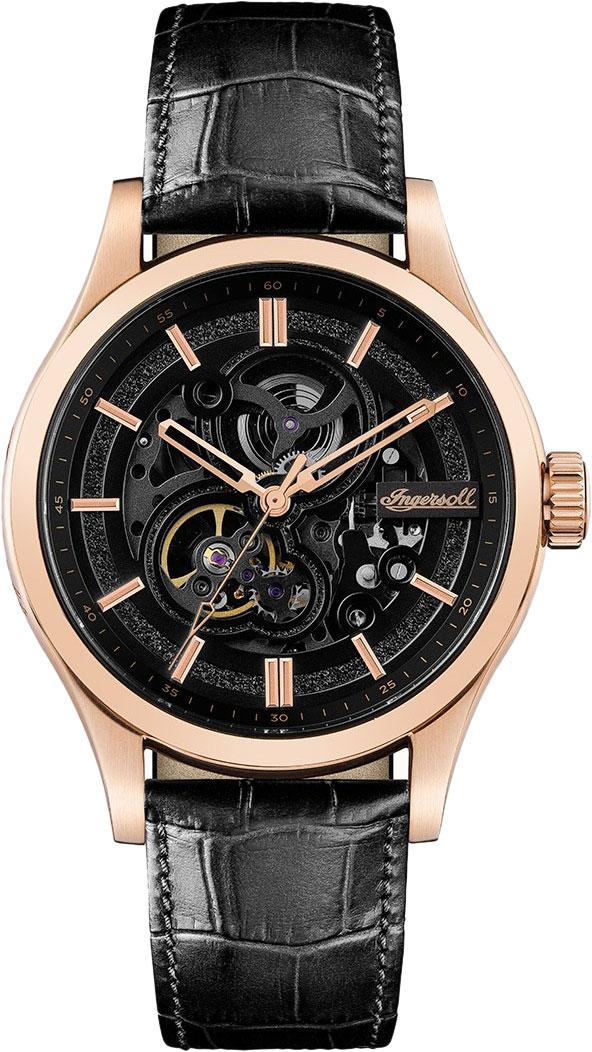 Мужские часы Ingersoll I06802 часы наручные ingersoll часы in1620bkor коллекция bison