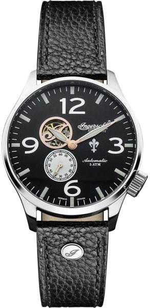 Мужские часы Ingersoll IN1003BK мужские часы ingersoll i01002
