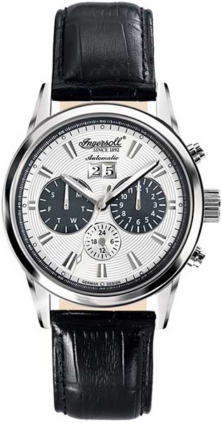 Мужские часы Ingersoll IN1214SL ingersoll i01002