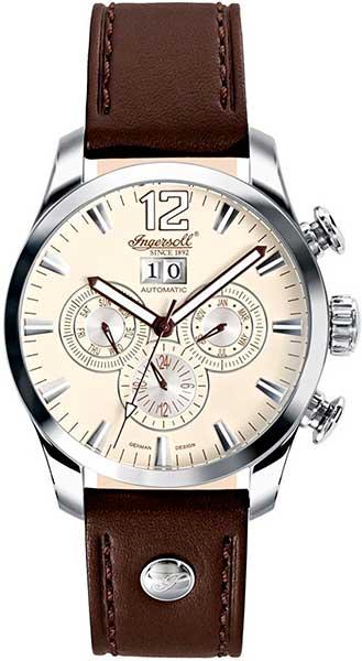 Мужские часы Ingersoll IN1215CR часы наручные ingersoll часы in1215cr
