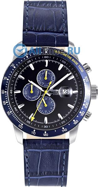 Купить Наручные часы IN1219BK  Мужские наручные часы в коллекции Circle-Oval Ingersoll