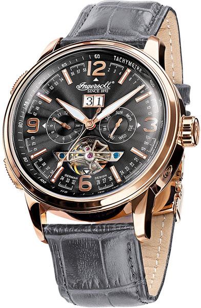 Мужские часы Ingersoll IN1222RGBK ingersoll i05003