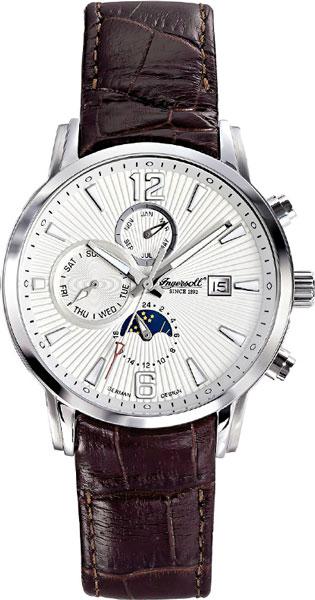 Мужские часы Ingersoll IN1302SL ingersoll ingersoll in3219bbk