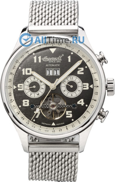 Мужские часы Ingersoll IN1308BKMB головка ingersoll rand s64m26l ps1