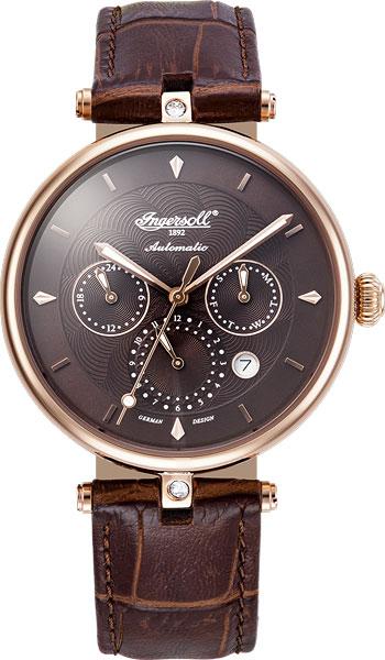 Женские часы Ingersoll IN1318RBR ingersoll i01002