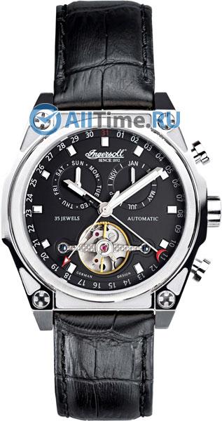 Мужские часы Ingersoll IN1502BK головка ingersoll rand s64m26l ps1