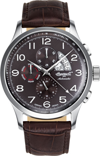 Мужские часы Ingersoll IN1514BR головка ingersoll rand s64m26l ps1