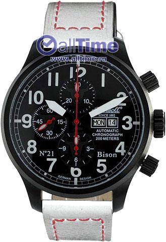 Мужские часы Ingersoll IN1615WBK часы наручные ingersoll часы in1620bkor коллекция bison