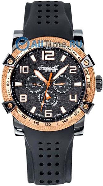 Мужские часы Ingersoll IN1621BK ingersoll in2809wh