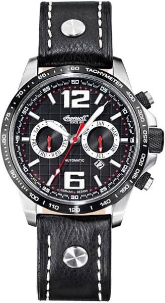 Мужские часы Ingersoll IN1816BK ingersoll in3221wh