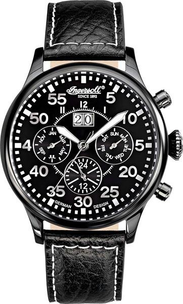 где купить  Мужские часы Ingersoll IN1824BBK  по лучшей цене
