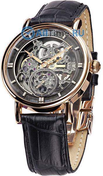 Мужские часы Ingersoll IN1918RBK ingersoll часы ingersoll in2811bkyl коллекция automatic gent
