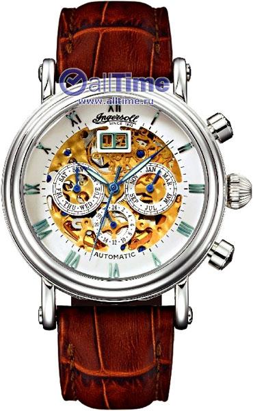 Мужские наручные часы в коллекции Circle-Oval Ingersoll AllTime.RU 15970.000