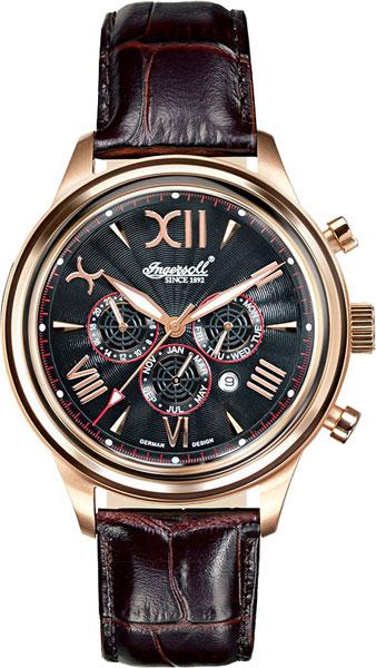 Мужские часы Ingersoll IN2810RBK ingersoll i05003
