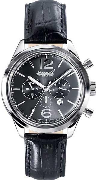 Мужские часы Ingersoll IN2817BK ingersoll in2817bk