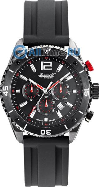 где купить  Мужские часы Ingersoll IN3219BBK  по лучшей цене
