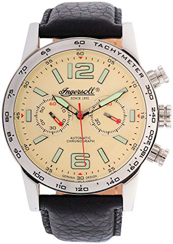 Мужские часы Ingersoll IN4606CR ingersoll in1616bk