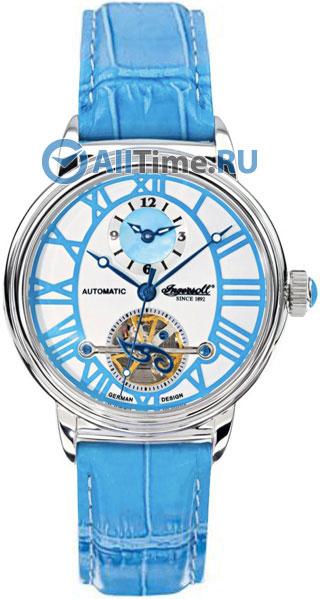 Женские часы Ingersoll IN5004BL ingersoll часы ingersoll in5004bl коллекция automatic lady