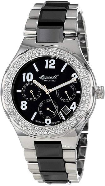 Женские часы Ingersoll IN7201BK ingersoll i05003