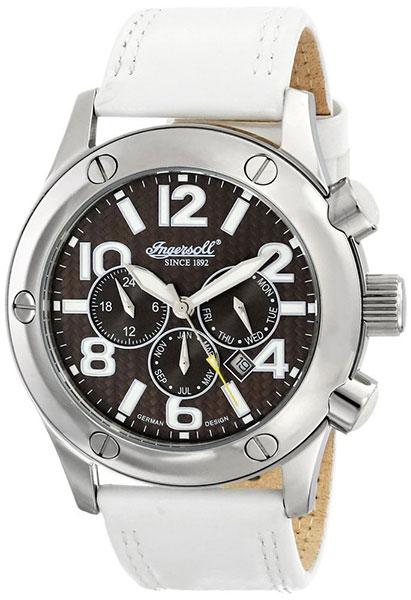Мужские часы Ingersoll IN7304BK-ucenka головка ingersoll rand s64m26l ps1