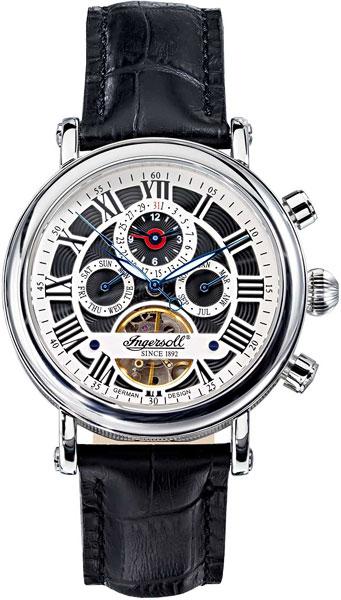 Мужские часы Ingersoll IN7305BK ingersoll i01002