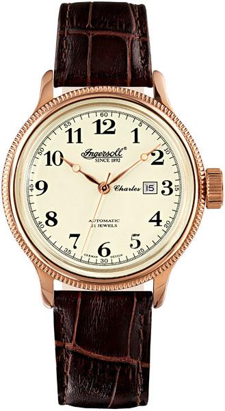 Мужские часы Ingersoll IN8004RCR ingersoll i01002