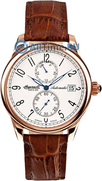 Мужские часы Ingersoll IN8008RWH ingersoll in2809wh