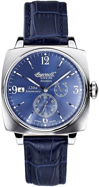 Мужские часы Ingersoll IN8014BL головка ingersoll rand s64m26l ps1