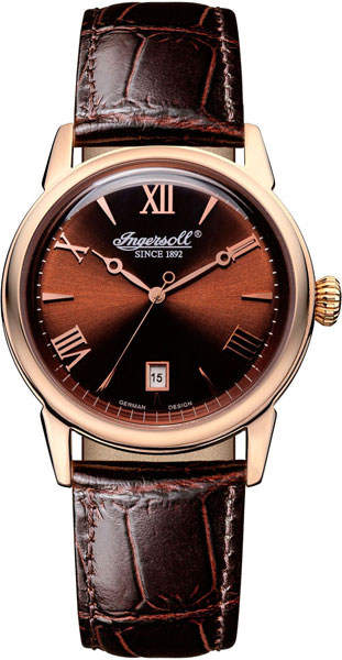 Мужские часы Ingersoll INQ001BRRS ingersoll in2809wh