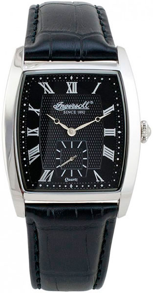 Мужские часы Ingersoll INQ004BKSL головка ingersoll rand s64m26l ps1