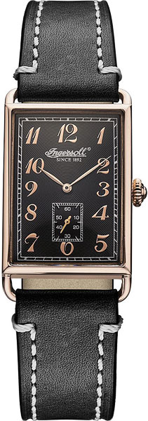Мужские часы Ingersoll INQ005BKRS ingersoll часы ingersoll in2811bkyl коллекция automatic gent