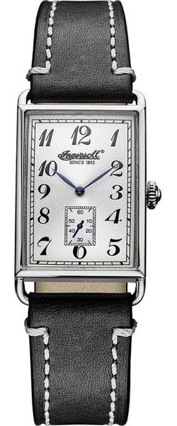 Мужские часы Ingersoll INQ005SLBK головка ingersoll rand s64m26l ps1