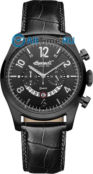 где купить  Мужские часы Ingersoll INQ007BKBK  по лучшей цене