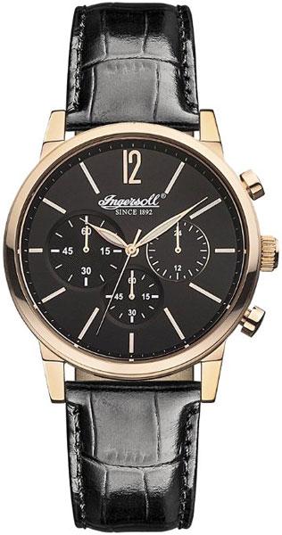 Мужские часы Ingersoll INQ016BKRS ingersoll i05003
