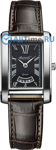 Женские часы Ingersoll INQ023BKSL головка ingersoll rand s64m26l ps1