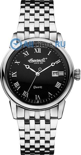 Мужские часы Ingersoll INQ030BKSL ingersoll in2809wh