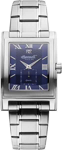 Мужские часы Ingersoll INQ031BLSL мужские часы ingersoll i01002