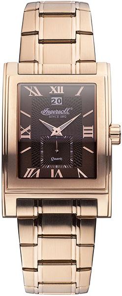 Мужские часы Ingersoll INQ031BRRS головка ingersoll rand s64m26l ps1