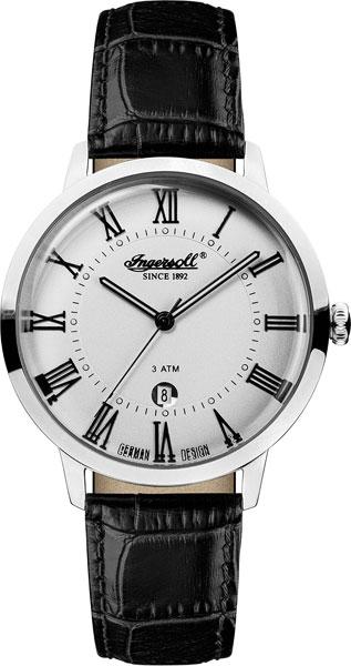 Мужские часы Ingersoll INQ043SLSL ingersoll часы ingersoll in2811bkyl коллекция automatic gent