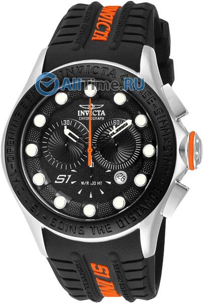 Купить Наручные часы IN10839  Мужские наручные швейцарские часы в коллекции S1 Rally Invicta