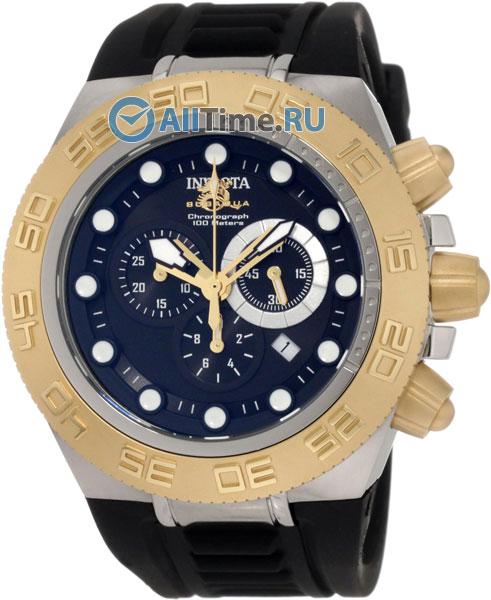 Мужские наручные швейцарские часы в коллекции Subaqua Invicta AllTime.RU 28360.000