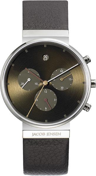 Мужские часы Jacob Jensen 604-jj