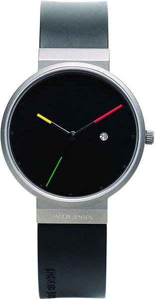 где купить Мужские часы Jacob Jensen 640-jj по лучшей цене