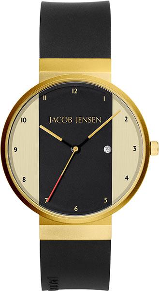 Мужские часы Jacob Jensen 734-jj все цены